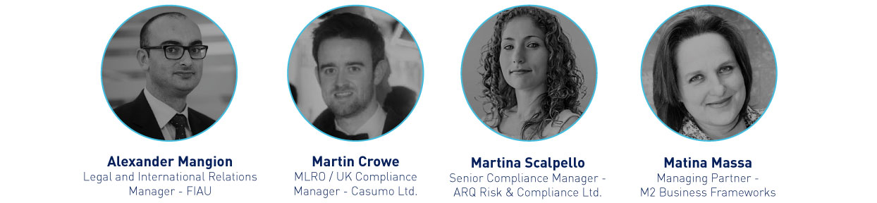 Gaming Compliance Forum - Speakers