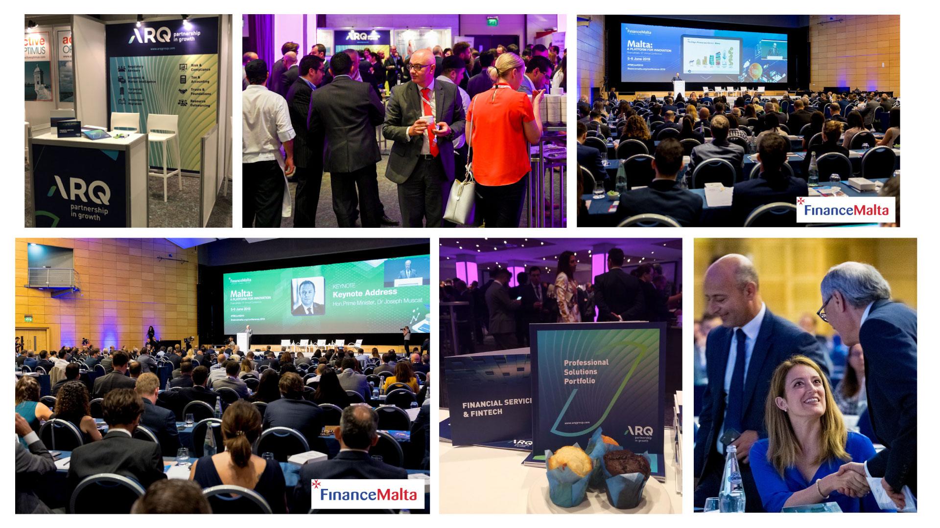FinanceMalta 2019 Photos