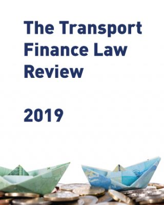 ARQ / FFF Partners Contribute to The Transport Finance Law Review 2019