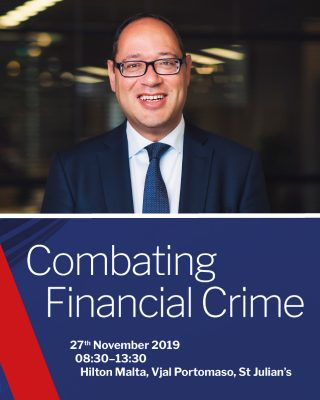 ARQ's managing partner, Manfred Galdes is part of the speaker line-up at today's ifs Malta Annual Seminar on the hot topic of Financial Crime