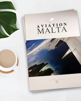 ARQ Partner Tonio Fenech interviewed on his expertise on the aviation industry in Malta